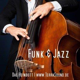 Funk und Jazz Musik