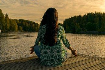 passive Meditationsmusik