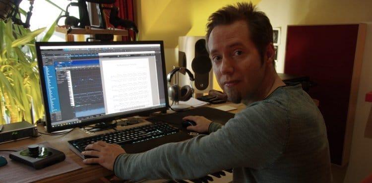 Dag Reinbott - TerraSound - Studio