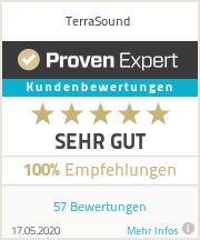 Proven Expert - TerraSound